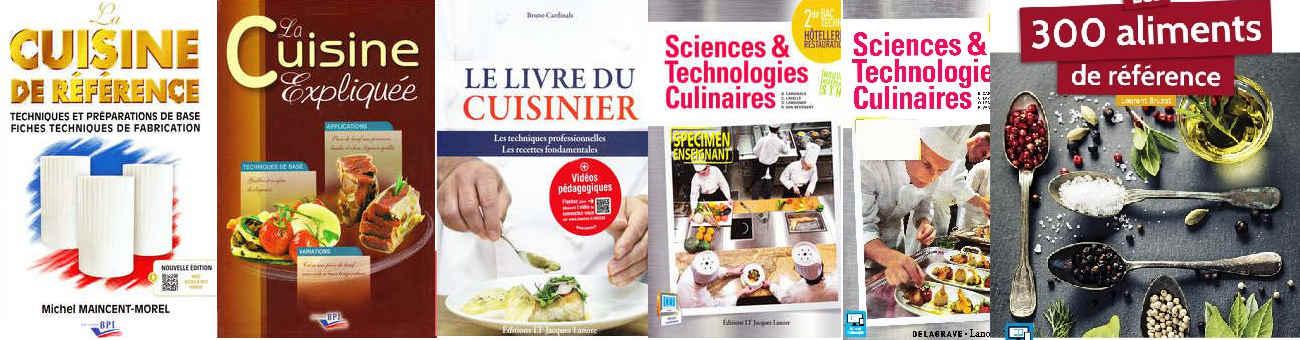 Les livres de cuisine for Nouveautes livres cuisine