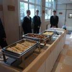 Buffet dressé
