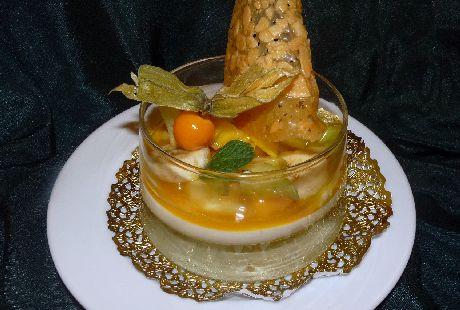 assiette-exotiques-mousse-chocolat-blanc-mangue